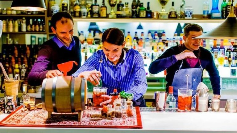 cocktail clases liverpool