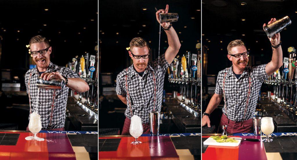 hire a bartender Edinburgh